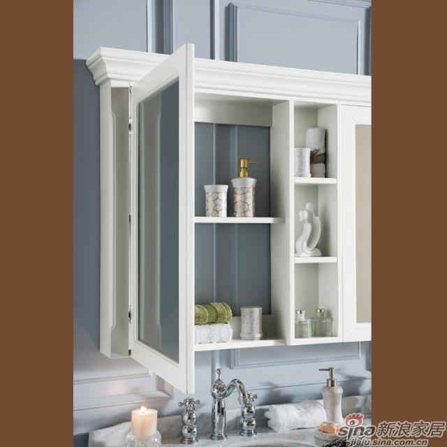 阿洛尼浴室柜-简欧浴室柜-A1157-1