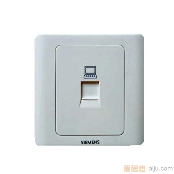 西门子插座-远景系列-5TG0 121-1CC1(电脑插座)