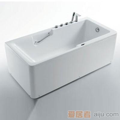 法恩莎五件套浴缸FW013Q(1600*800*630mm)1