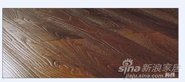 久盛刺槐K-32-3实木地板-0