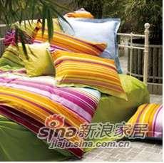 紫罗兰家纺床上用品全棉印花四件套艾斯普利PCKA001-4-0