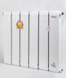 太阳花散热器铜铝复合系列铜惠1500-115NTL