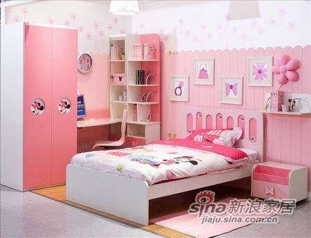 迪士尼儿童成套家具梦想世界2