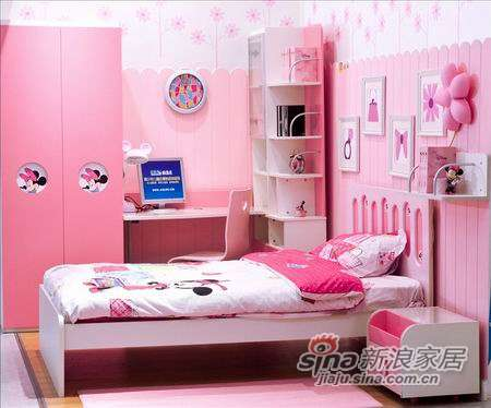 迪士尼儿童成套家具梦想世界2-1