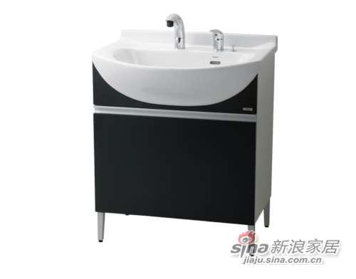 TOTO洗脸化妆台LDSW750W-0