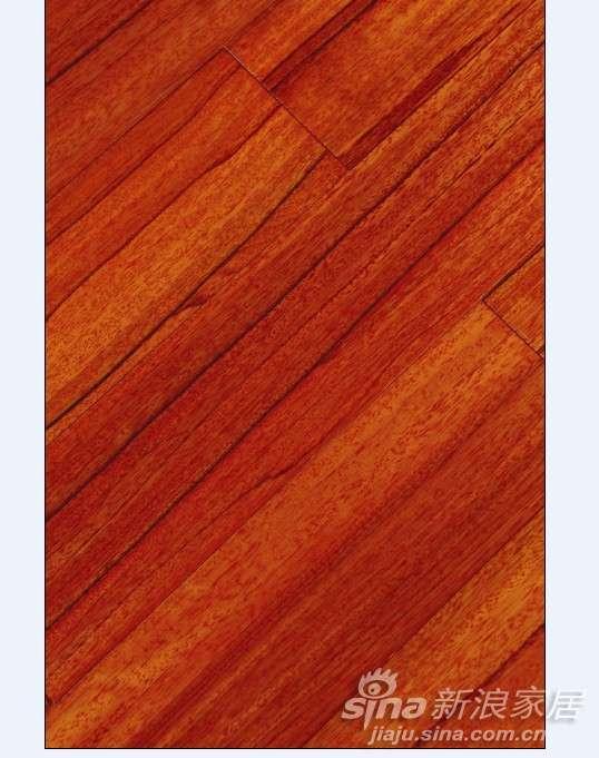 上臣人面子木F1-G-1黄金麦田实木复合地板  -0