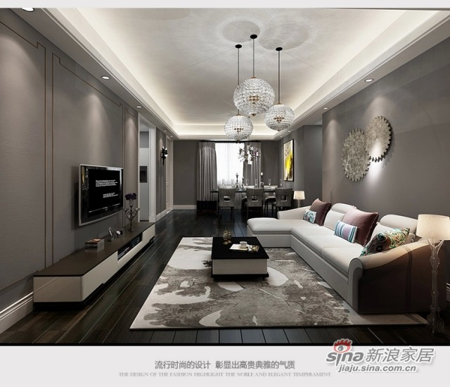 斯可馨 布艺沙发简约现代客厅组合沙发 中户型可拆洗-2
