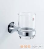雅鼎五金冰清玉洁系列玻璃单杯7027010