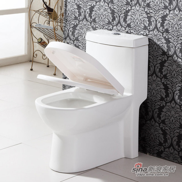 尚高卫浴0.6米实木浴室柜-1