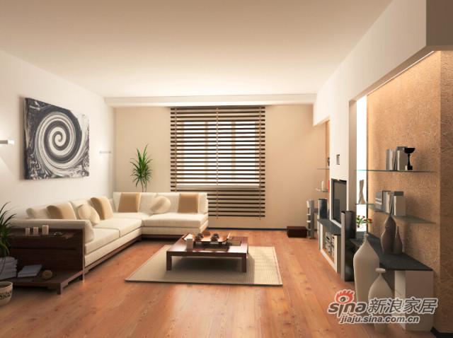 静林印刷软木地板200525-1