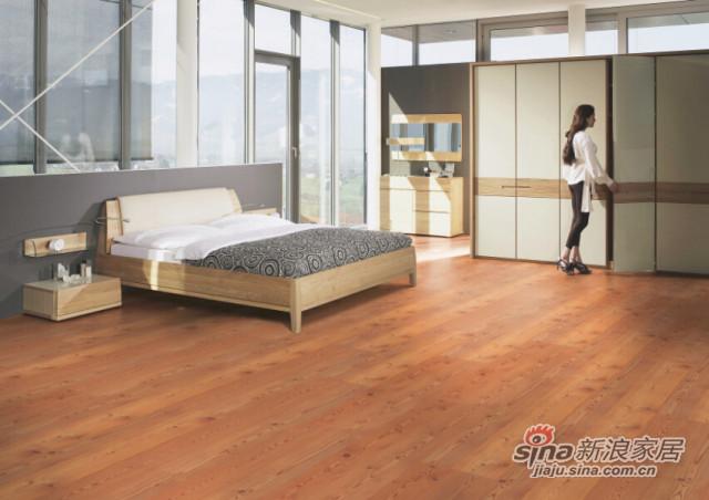 静林印刷软木地板200525-3