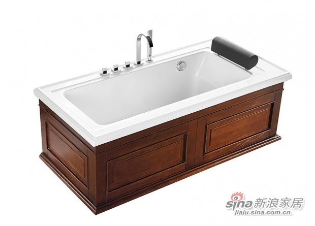 帝王洁具尊享浴缸