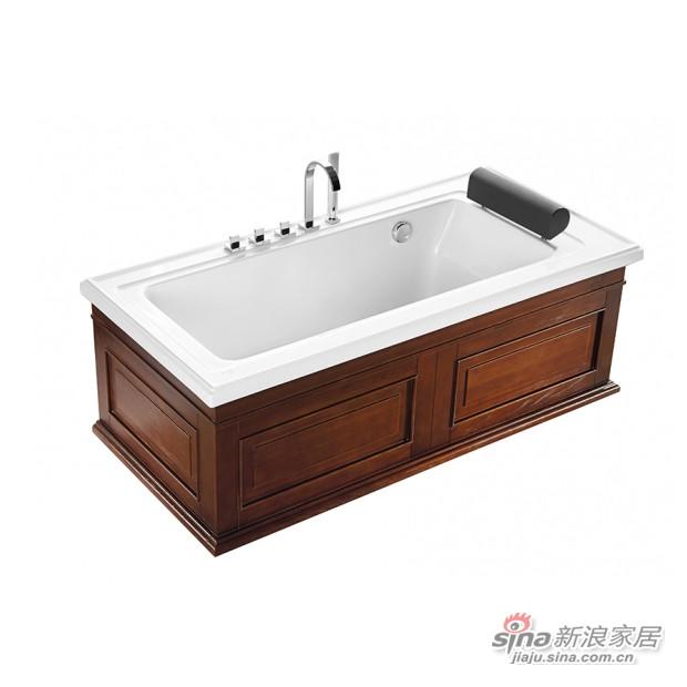 帝王洁具尊享浴缸-1