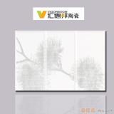 汇德邦瓷片-巴洛克.黄金海岸-月光女神-YC45245F01(300*450MM)
