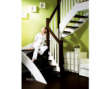 名杉简单魅力系列楼梯