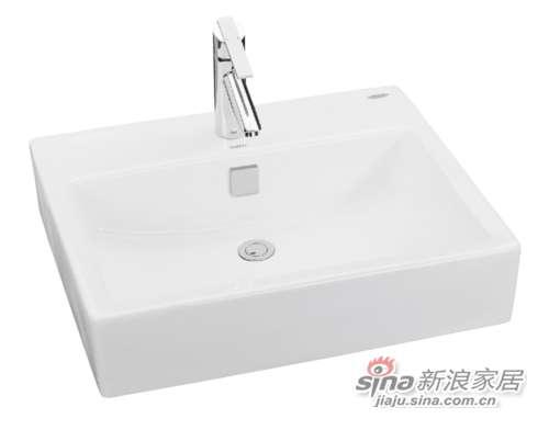 TOTO挂墙式洗脸盆LW712RCFB-0