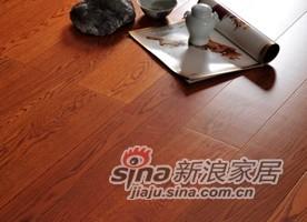 春天地板三层实木复合――布拉格之恋B-002-0