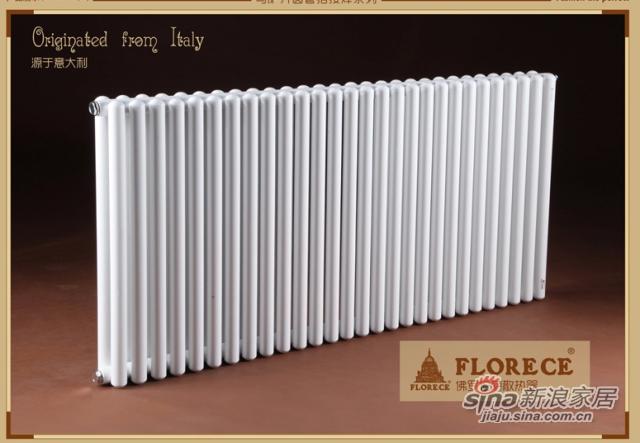 佛罗伦萨 马萨乔 Masaccio 钢制暖气片散热器暖气家用采暖-1