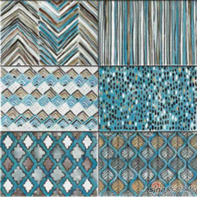 <center><b>【细节欣赏】</center></b><br> 砖体表面纺织品纹理清晰逼真,时尚与染色工艺的创新结合让人耳目一新。