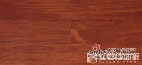 红檀�U地板檀香印象-香二翅豆HS-PL05-0