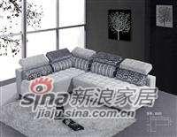 欧迪曼妮布艺沙发8505-0