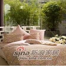 紫罗兰家纺床上用品全棉活性印花四件套伊甸园VPED405-4-0