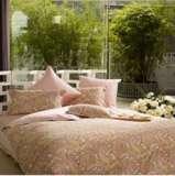 紫罗兰家纺床上用品全棉活性印花四件套伊甸园VPED405-4