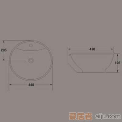 惠达艺术碗-A0062