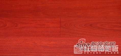 红檀�U地板檀香壹号-香脂木豆HS-PL02-0