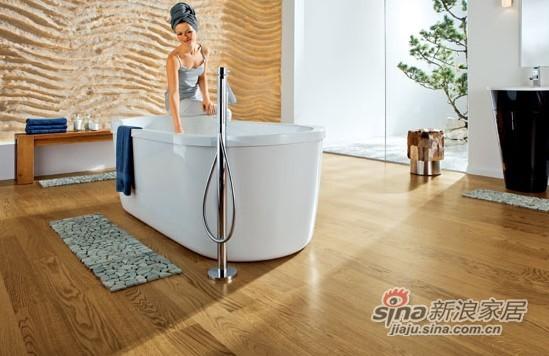汉诺卫浴专用地板-1