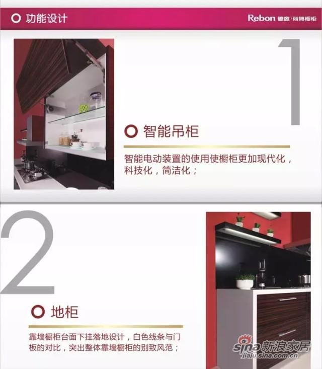 德意丽博橱柜 整体厨房橱柜-2