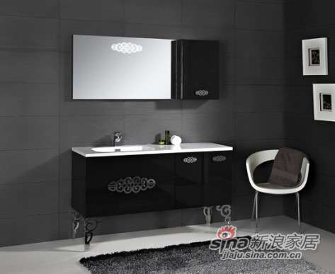 欧路莎OLS-BC9004浴室柜-0