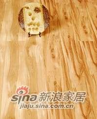 肯帝亚地板强化系列―尚雅高清SY550简约白橡-0