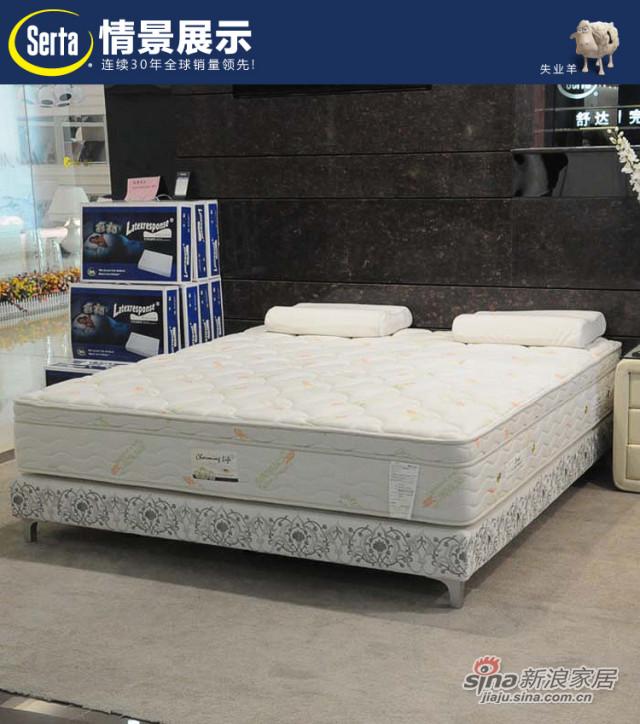 奥斯卡美国舒达床垫-1