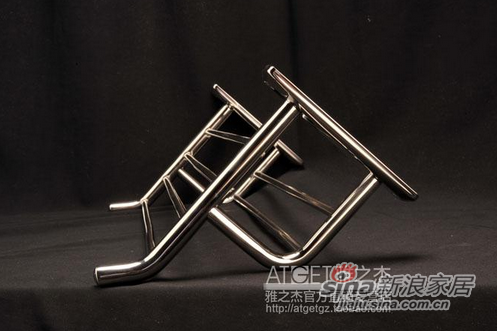 雅之杰杆H型毛巾架ANT-113-508/610-2