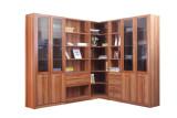 风尚红李SG-1602组合书柜