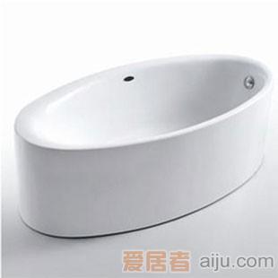 法恩莎压克力浴缸F021Q(1700*850*580mm)1