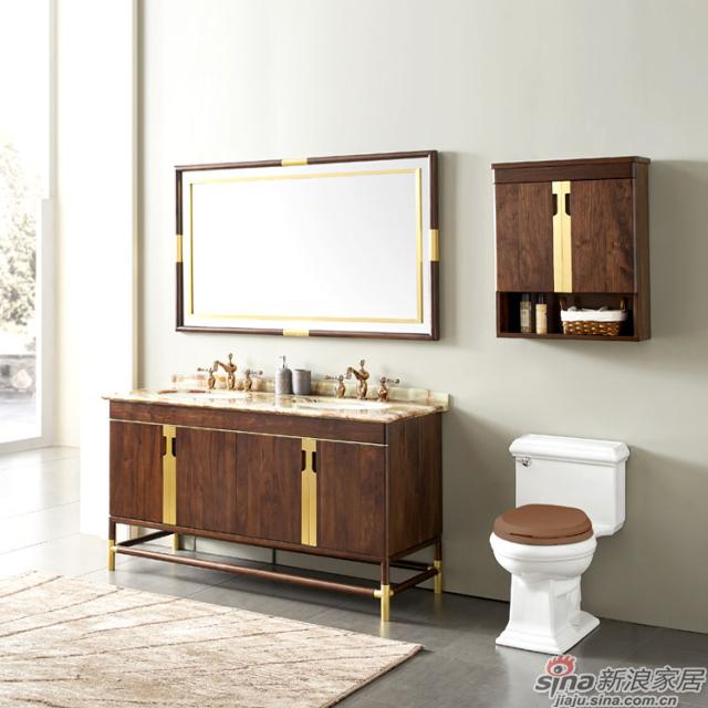 阿洛尼浴室柜-金玉满堂A1701-0