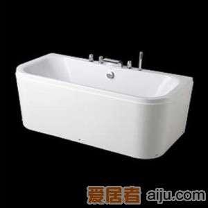 惠达龙头浴缸-HD13171