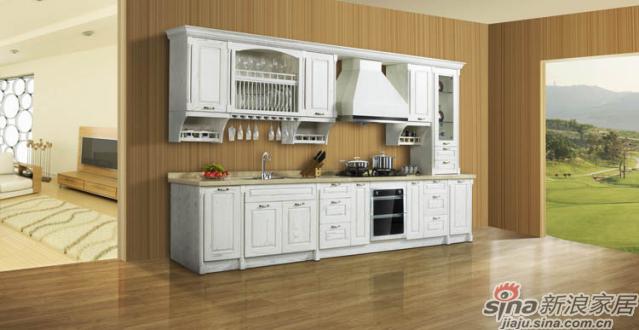 领尚整体厨房爱琴沙海-1