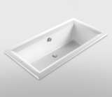 和成卫浴米压克力浴缸 - F1700