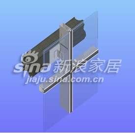 和平铝业隐框玻璃幕墙