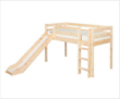 芙莱莎-拐角滑梯床