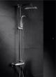 法恩莎卫浴 明杆淋浴花洒F3M1515C
