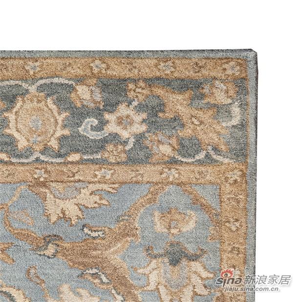 Shanta 羊毛手工枪刺地毯-1