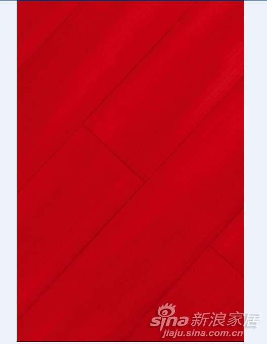 上臣简状非洲楝F2-G-1宝石之恋实木复合地板  -0