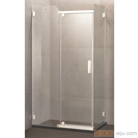 朗斯-淋浴房-法贝迷你系列E31(800*1000*2000MM)1