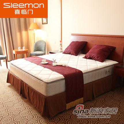 喜临门泰国进口纯天然乳胶床垫