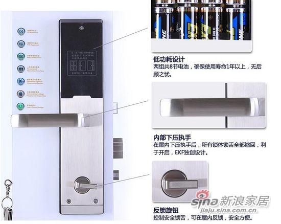 防盗入户电子锁-2