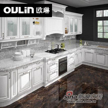 OULIN欧琳整体橱柜定做-0